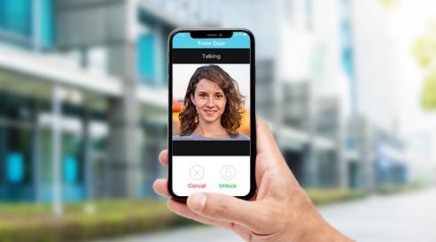 Akuvox vaizdo telefonspynės privalumai, vaizdo domofono privalumai
