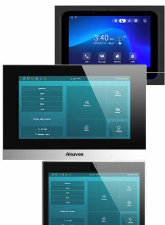 Valdymo ir kontrolės monitoriai